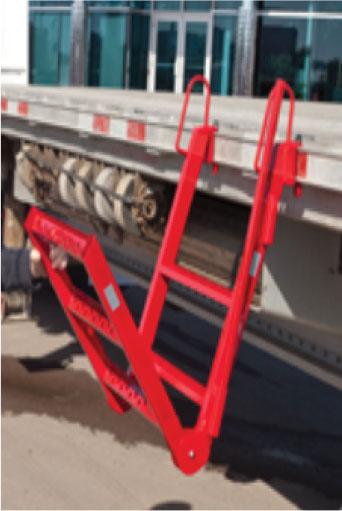 Gateway Supply U S Distributor For The Deckmate Ladder