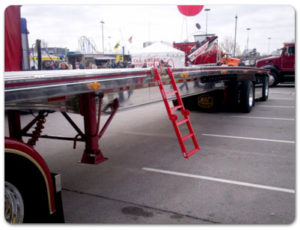 Return Policy for the Deckmate Ladder from Gateway Supply