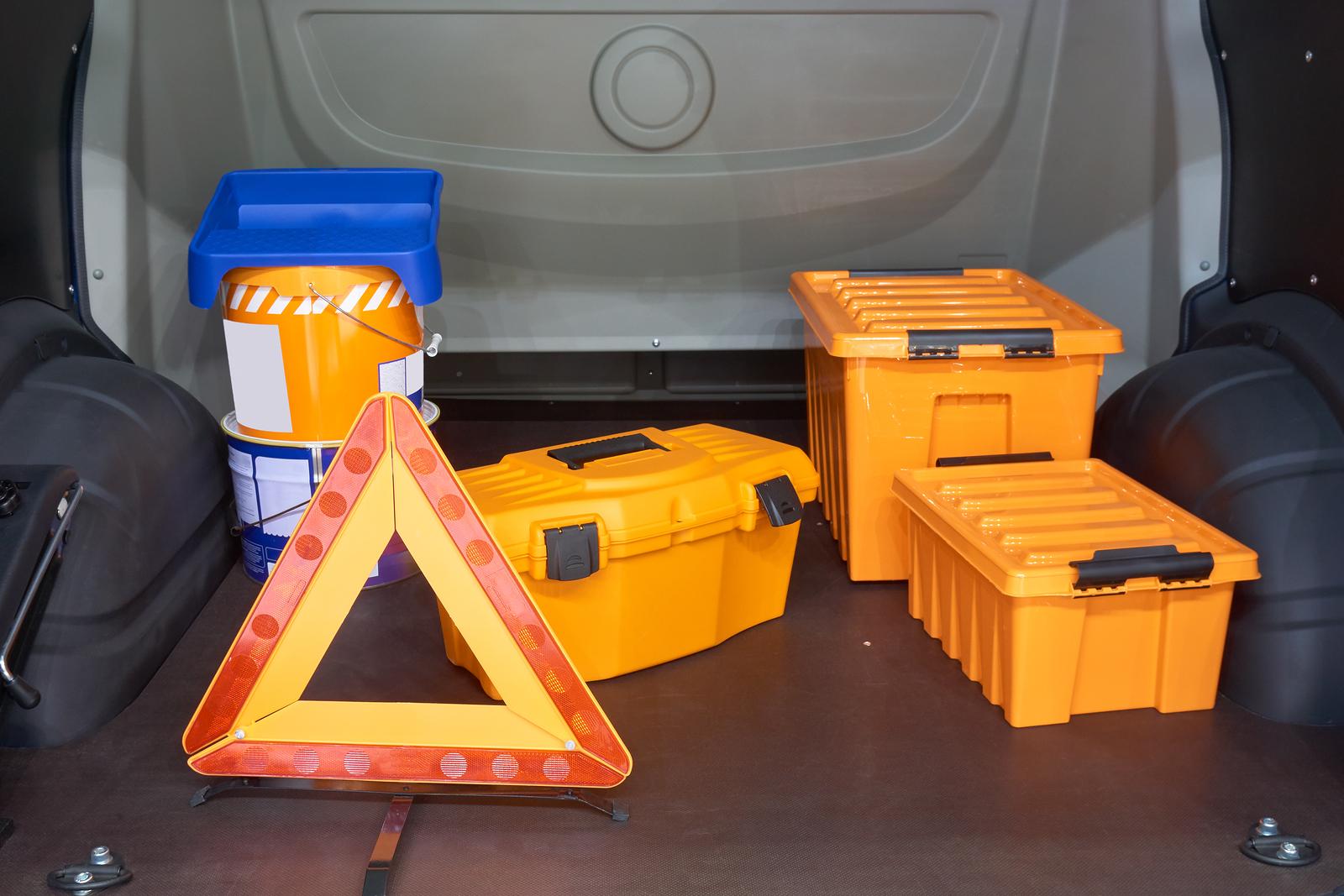 truck emergency kit
